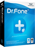40% Off - Wondershare Dr.Fone for iOS