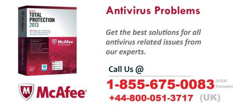 McAfee Customer Service Number 1-855-675-0083 McAfee Support Number