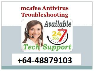 mcafee log in