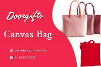Personalized Canvas Bags from Doorgifts
