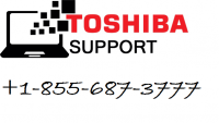 Toshiba Technical Support Number Canada +1-855-687-3777