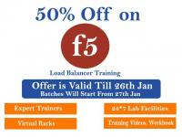 50% Discounts on F5 Load Balancer Training in Delhi NCR