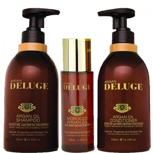 Buy Moroccan & Argan Sulfate Free Oil Shampoo Online | Free Classifieds