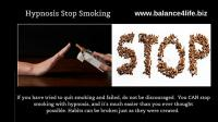 Stop smoking fast and easily with hypnosis